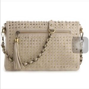 Brandy Melville Urban Expression Taupe Crossbody